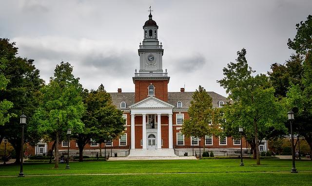 Johns Hopkins University, Gilman Hall, School