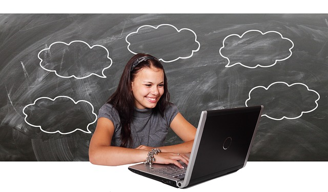 Learn, School, Balloon, Thought Bubble, Cloud, Student