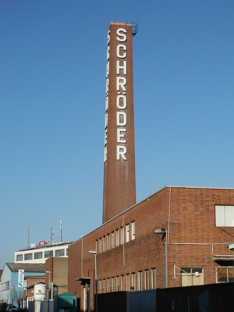 Schroeder, Saarbruecken, Fleischwarenfabrik