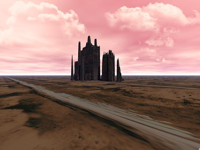 City, Science Fiction, Forward, Futuristic, Sci Fi