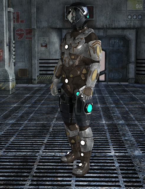 Soldier, Science Fiction, Futuristic, Fiction, Science