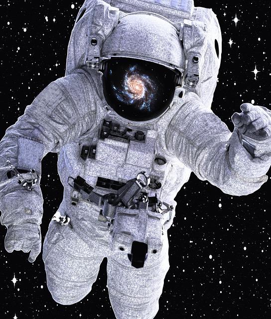 Astronaut, Cosmonaut, Space, Science, Astronomy