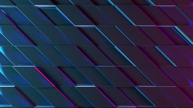 Glass, Scifi, Violet, Ultraviolet, The Background