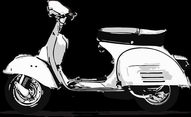 Italian, Scooter, Transportation, Travel