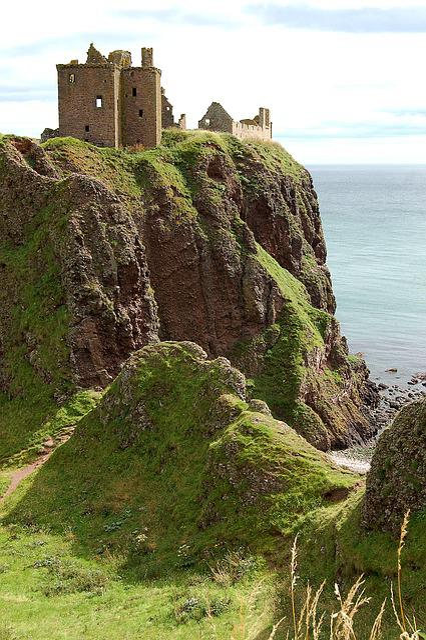 Scotland, Hamlet, Castle