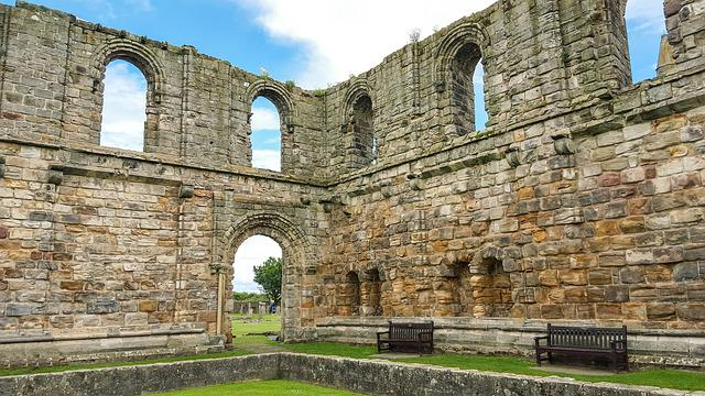 Scotland, St Andrews, Cathedral, Ruin, Substantiate