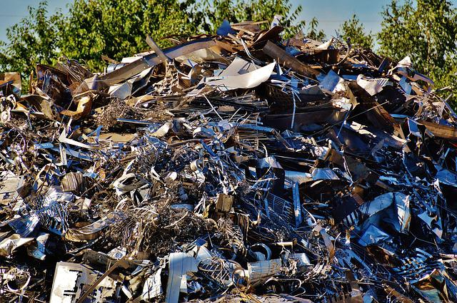 Iron, Scrap, Scrap Metal, Scrap Iron, Recycling, Metal