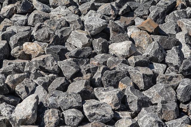 Stones, Scree, Rock, Structure