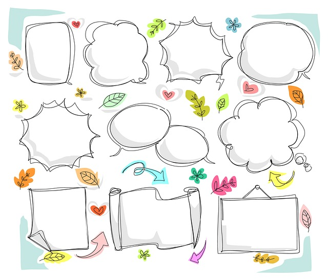 Set, Chalk Out, Chitchat, Scribble, Birthday, Bubble
