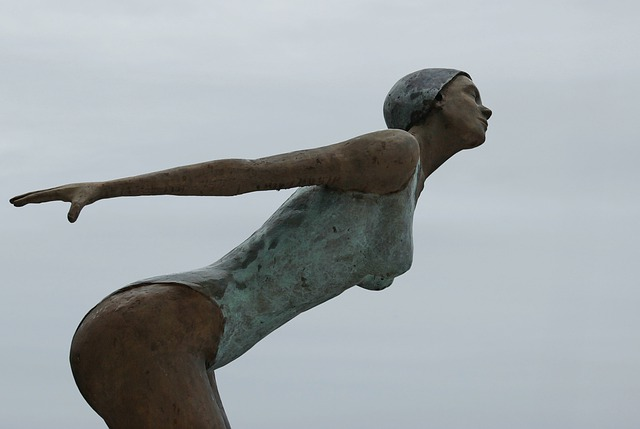 Sculpture, Woman, Figure, Statue, Art, Body, Bathers