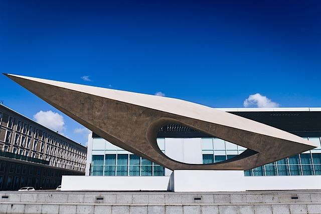 Museum, Modern Art, Exhibition, Design, Sculpture