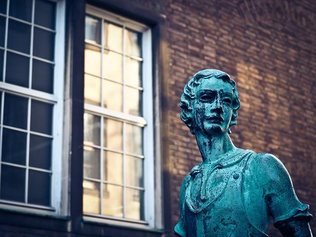 Statue, Metal, Fig, Sculpture, Art, Bronze