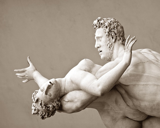 Sculpture, Italy, Florence, Architecture, Marble, Old