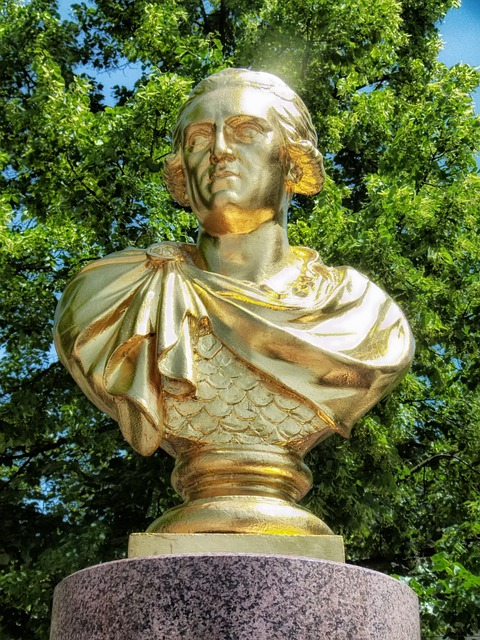 Frederick Augustas Of Saxony, Germany, Sculpture, Bust
