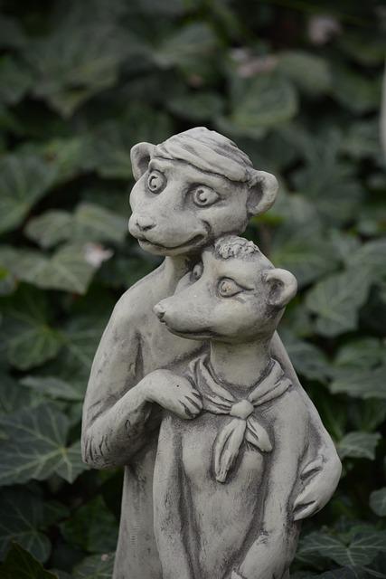 Art, Sculpture, Meerkat