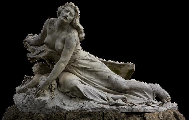 Woman, Child, Monument, Statue, Mother, Art, Sculpture