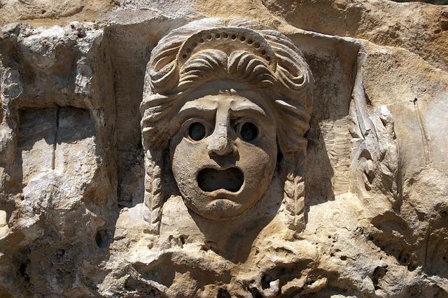 Sculpture, Stone, Ancient, Travel, Statue