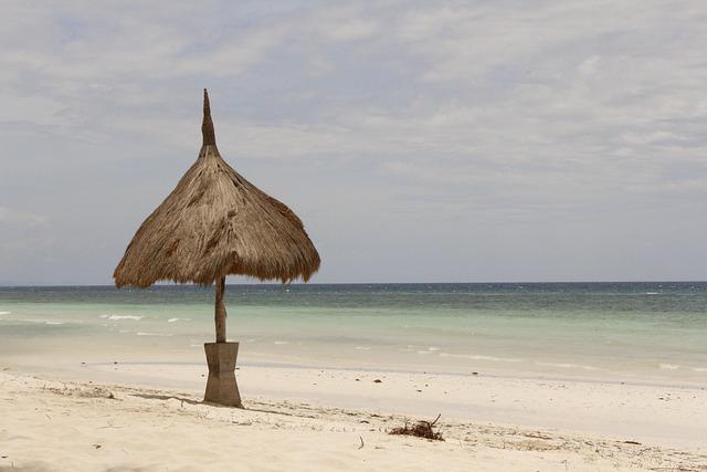 Bohol, Beach, Sea