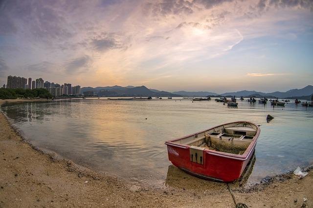Waters, Tourism, Ship, Sea, Coast, Beach, Sky