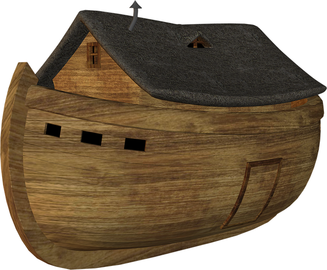 Arc, Noah, Noah Ark, Boat, Sea, Bible, Testament, Ship