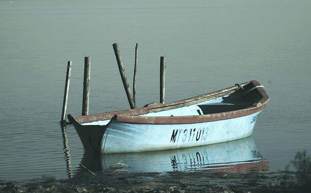 Body Of Water, Boat, Sea