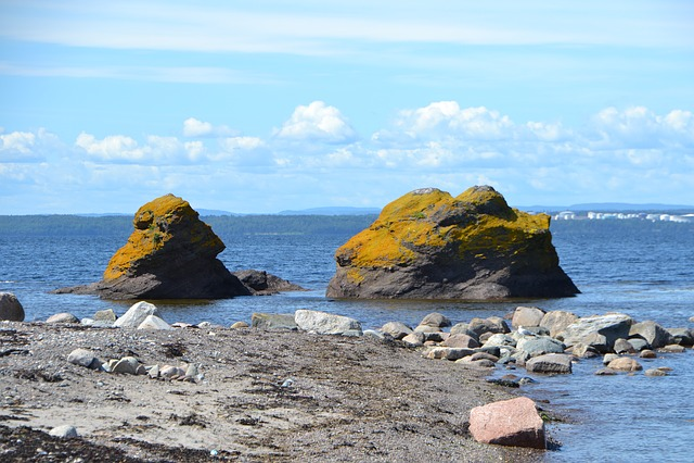 Norway, Cliffs, Sea, Island, Ireland
