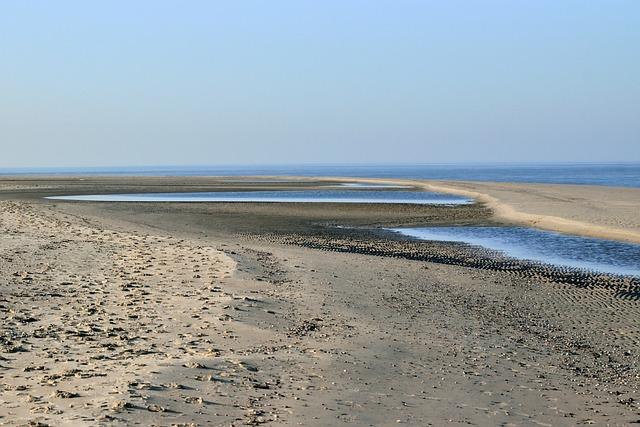 Waters, Sand, Nature, Sky, Beach, Travel, Sea, Coast