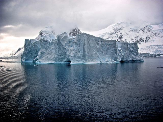 Cold, Ice, Iceberg, Mountain, Ocean, Sea, Water