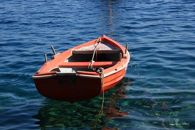 Santorini, Cyclades, Sea