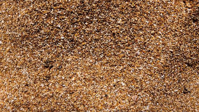 Sand, Grains Of Sand, Sand Beach, Nature, Sea, Grains