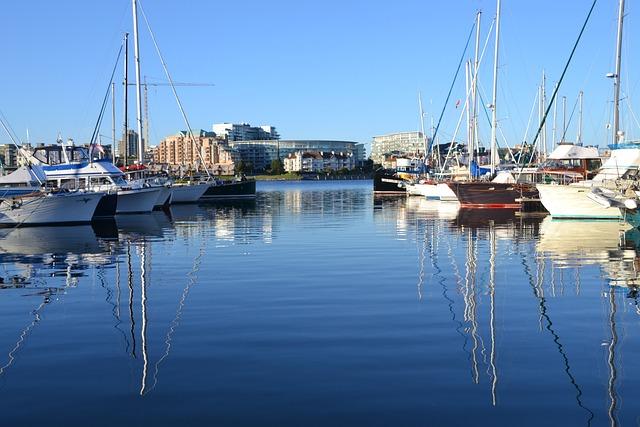 Yacht, Sailboat, Harbor, Sea, Water