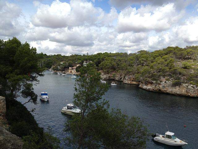 Cala Figuera, Old Port, Mallorca, Silent, Holiday, Sea