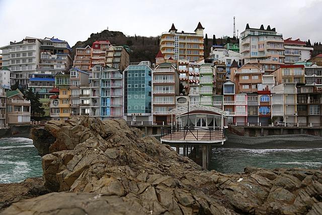 Architecture, Sea, Travel, House