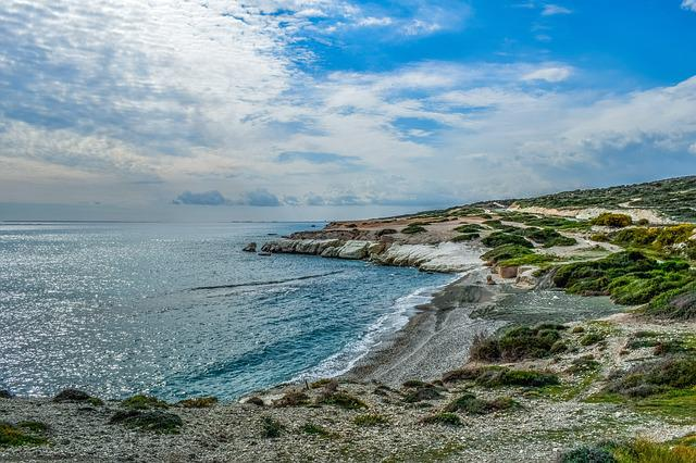 Sea, Water, Seashore, Nature, Beach, Landscape