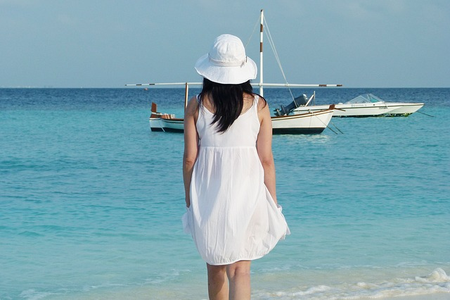Maldives, Ocean, Sea, Island, Boat, Beautiful, Day