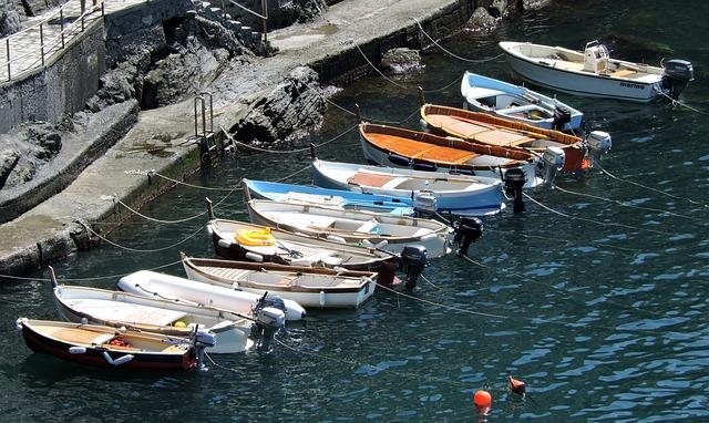 Boat, Porto, Sea, Water