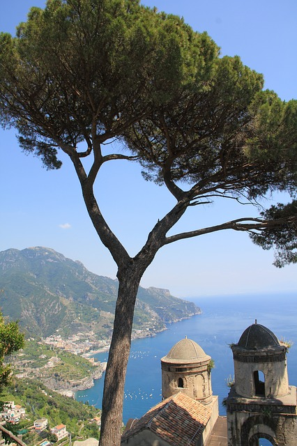 Amalfi, Ravello, Italy, Port, Amalfi Coast, Summer, Sea