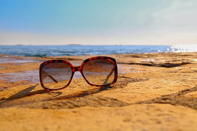 Summer, Sun, Holiday, Beach, Sea, Rest, Sunglasses