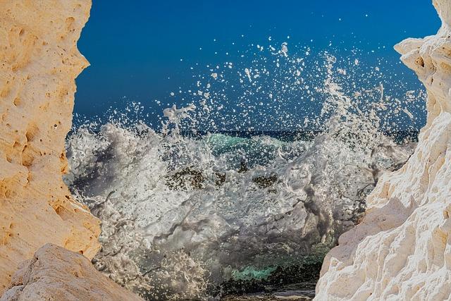 Rock, Coast, Wave, Sea, Surf, Steinig, Rocky Coast
