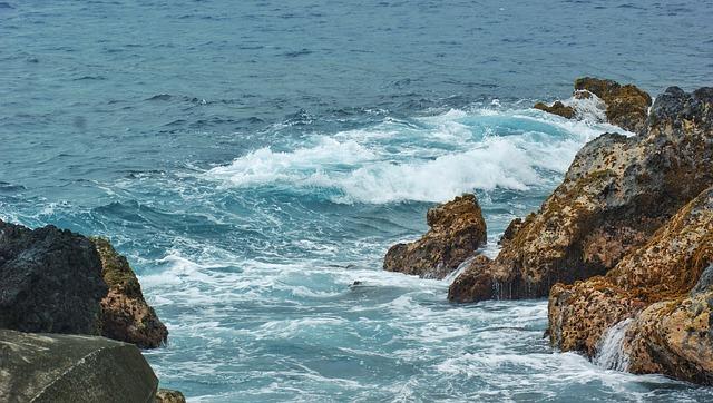 Water, Sea, Nature, Seashore, Ocean, Surf, Wave, Rock