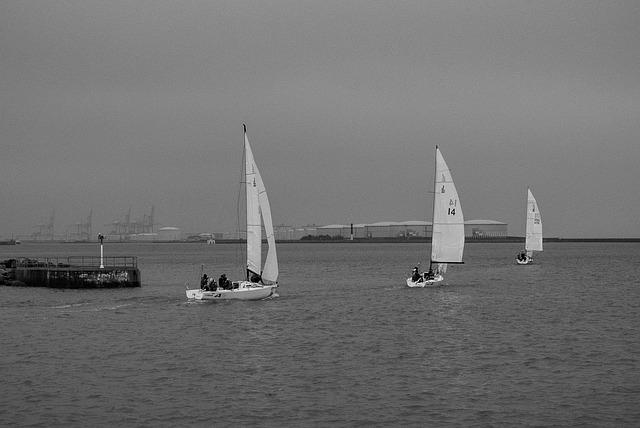 Body Of Water, Boat, Sea, Sailboat, Port, Harbour