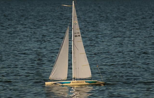Sailing Boat, Sailing Yacht, Sailing Vessel, Rest, Sea