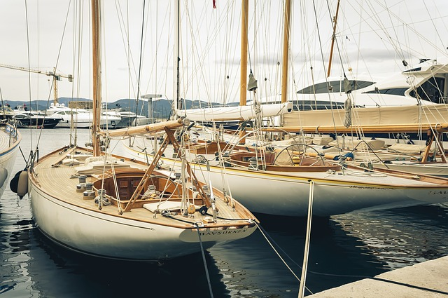 Sailing Boat, Boot, Ship, Powerboat, Sea, Port, Water