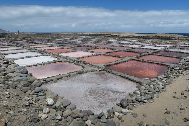 Saline, Sea Water Salt, Salt, Sea Salt, Sea