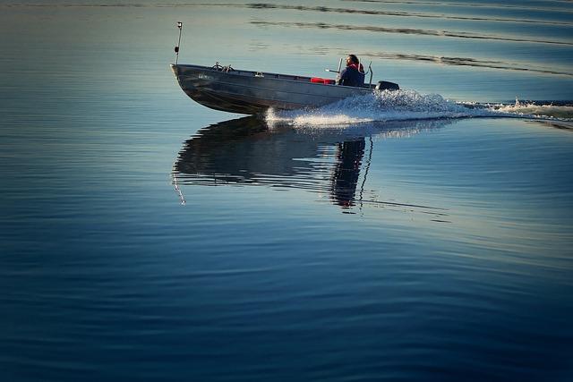 Waters, Sea, Ocean, Ship, Travel, Powerboat, Angler