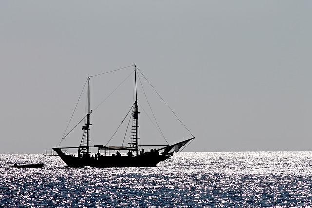 Sailing Vessel, Ship, Mediterranean, Sea, Water, Sky