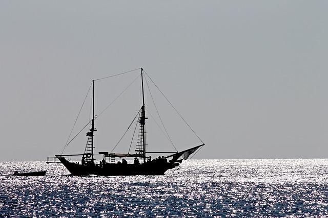 Sailing Vessel, Ship, Mediterranean, Sea, Water, Sky