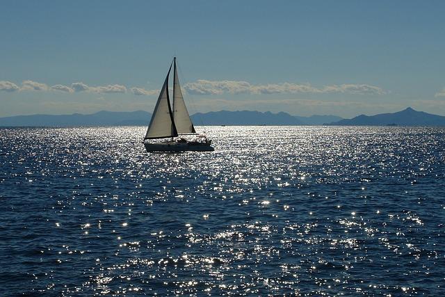 Sailing, Boat, Sea, Ship, Water, Sailboat, Summer