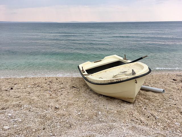 Boot, Croatia, Water, Sea, National Park, Ship, Nature