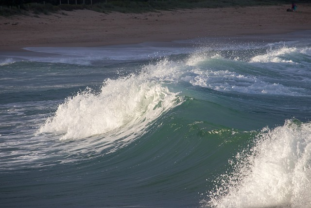 Surf, Sea, Wave, Water, Ocean, Foam, Beach, Spray